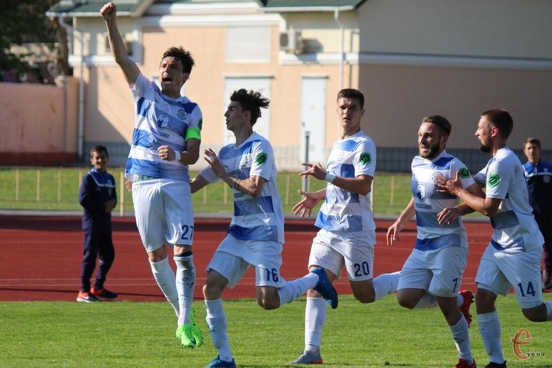 Поділля нарешті перемогло. 28 квітня хмельничани обіграли Арсенал-Київщину з рахунком 2:0