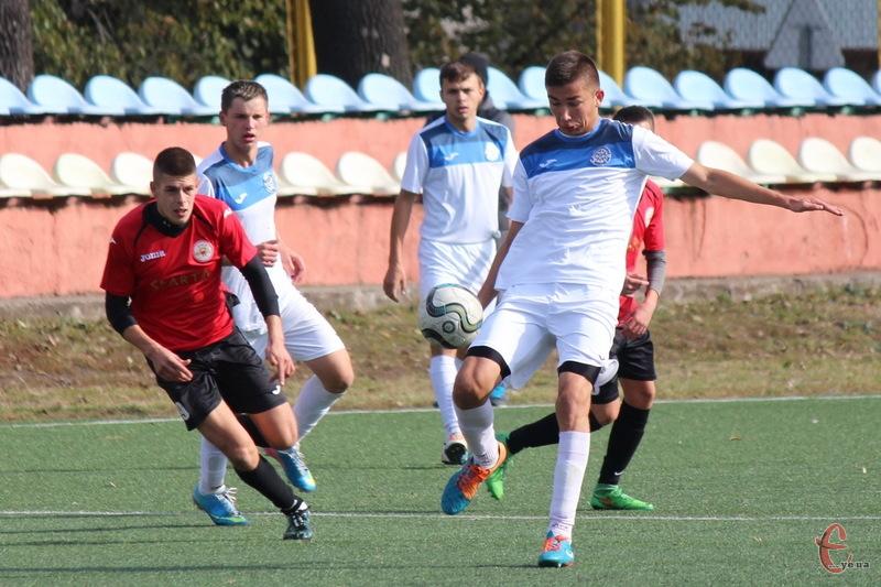 Андрій Ліповуз забив два голи Спарті-Буковині, але Поділлю це не допомогло