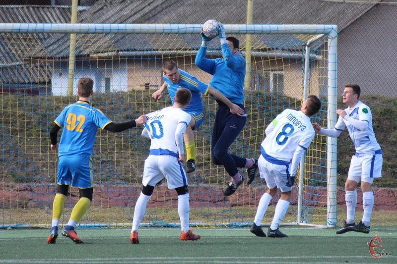 Поділля в товариському матчі поступилося ОДЕКу з рахунком 1:2