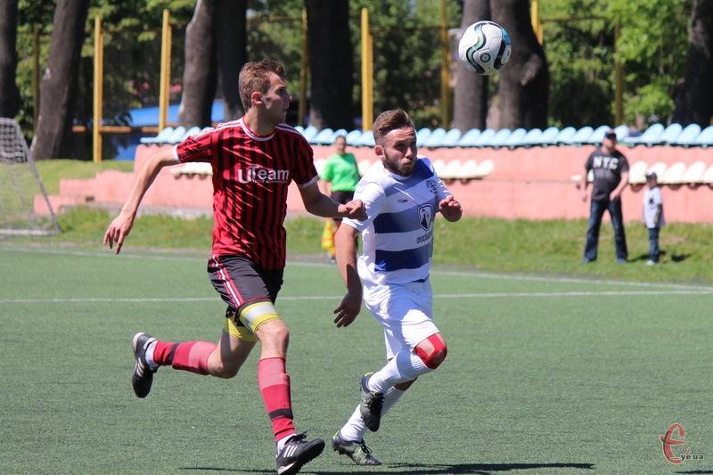 Ян Морговський був кращим у складі Поділля в матчі проти Тепловика-ДЮСШ-3