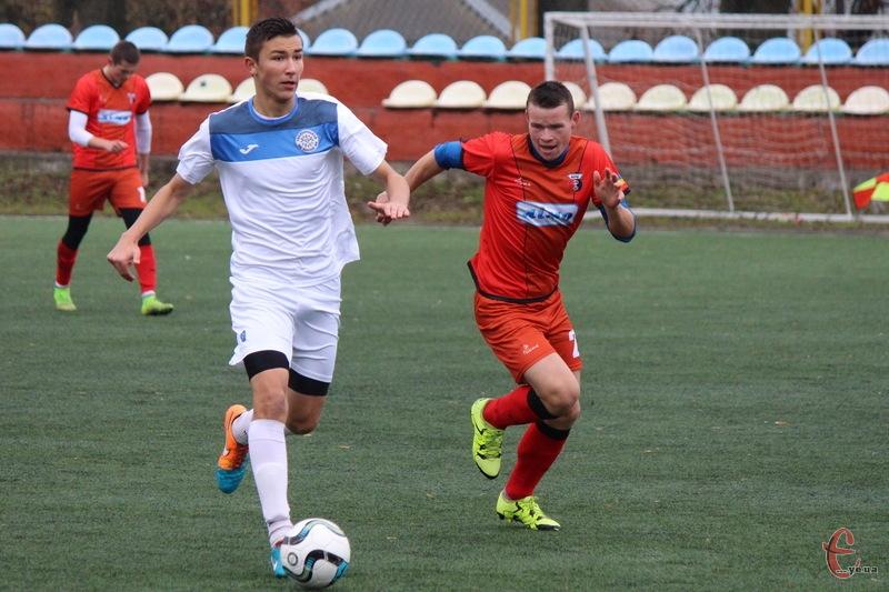 Андрій Ліповуз, який у позаминулому турі відзначився дублем, у ворота Вереса забив один гол