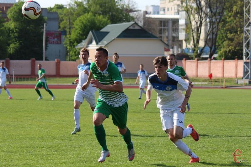 Нива-В та Поділля зіграють між собою не лише в Кубку України, а й одразу в в першому турі другої ліги