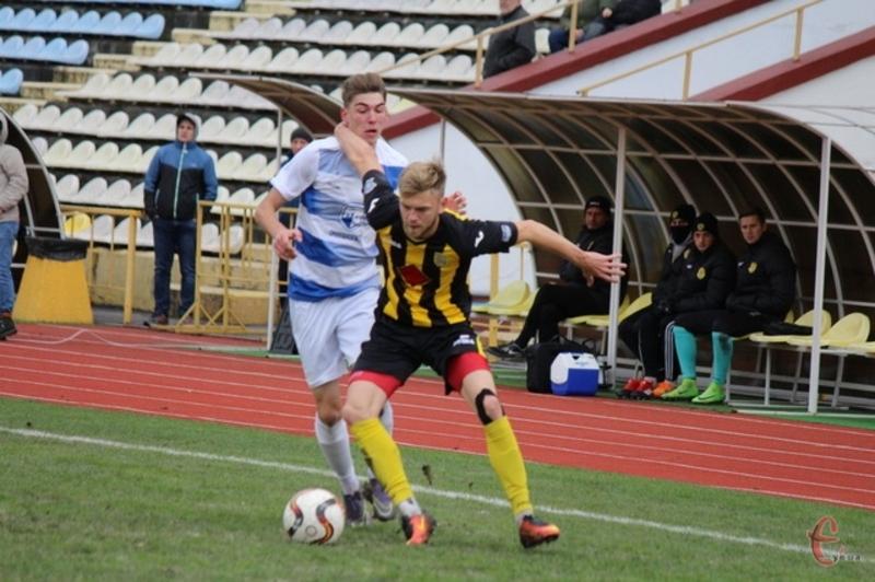 Поділля та Буковина, готуючись до нового чемпіонату в другій лізі, зіграли товариський матч