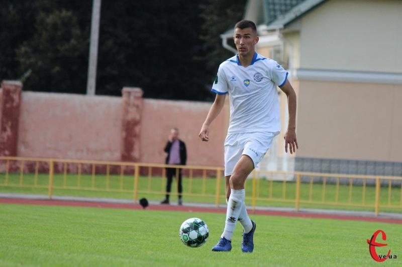 Андрій Ліповуз, отримавши жовту картку в Горішніх Плавнях, пропустить матч у Хмельницькому проти Кременя