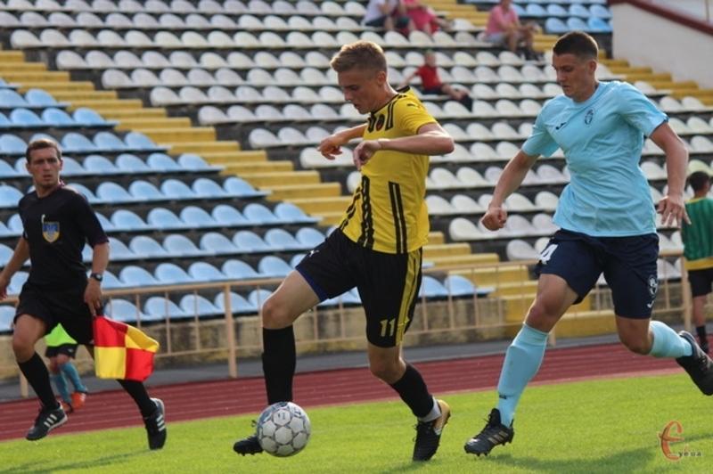 Поки що СК Хмельницький має один бал, здобути вдома в матчі проти Тернопіль-ДЮСШ