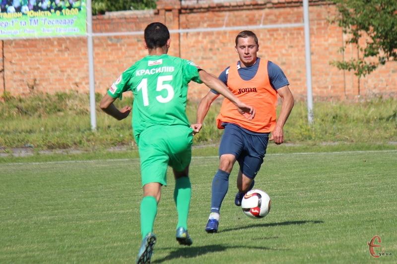 Вже 9 липня Поділля розпочне новий сезон серед професійних клубів, матчем у Кубку України