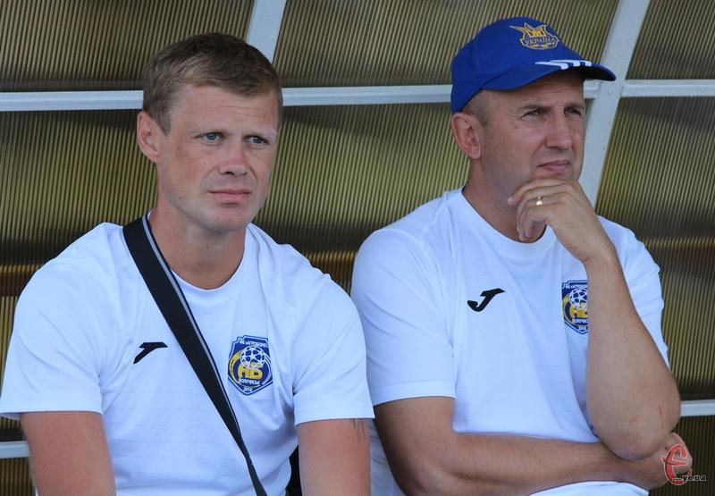 Агробізнес під керівництвом Андрія Донця (ліворуч) та Ігоря Шишкіна (праворуч) продовжує лідирувати в першості України серед аматорів