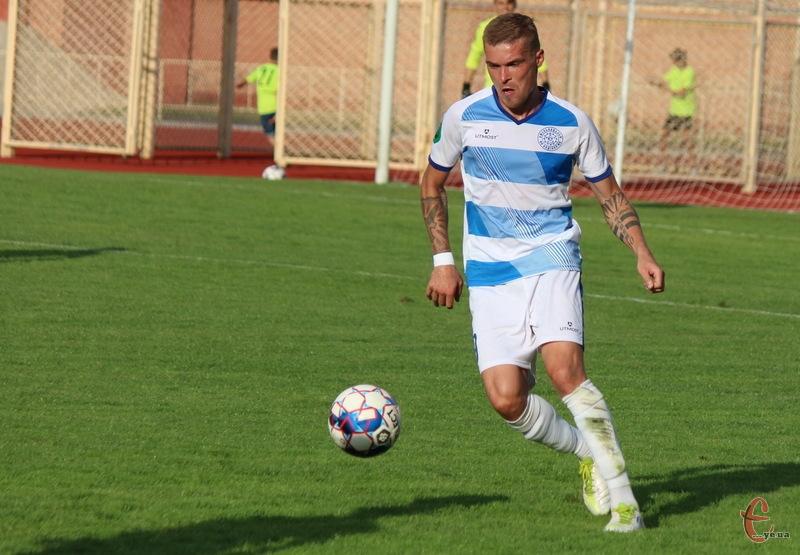 Артем Гайдаш вийшов на заміну в матчі проти Ниви та забив один із двох голів Поділля