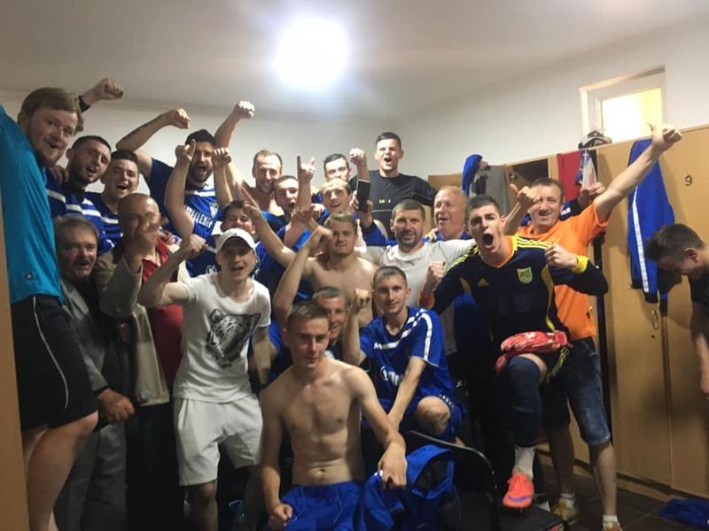 Епіцентр продовжує перемагати в першості області та готується до дебюту в чемпіонаті України серед аматорів
