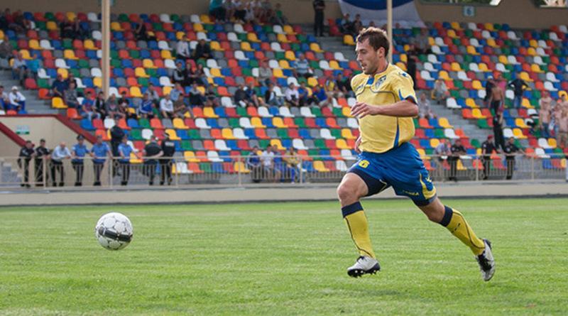 Богдан Семенець може дебютувати за Агробізнес в матчі 8 липня проти ФК Тернопіль