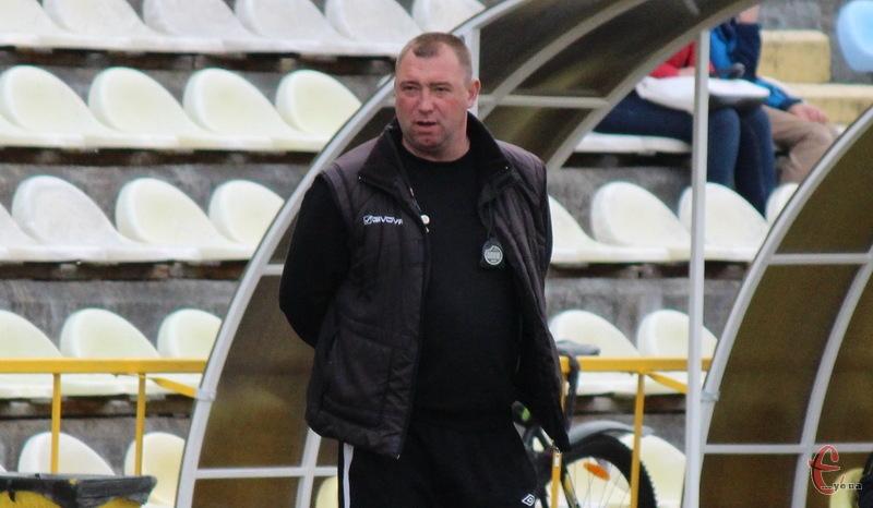 Тепер Віталій Балицький, головний тренер Поділля, готує команду до останнього матчу в першості України серед аматорів