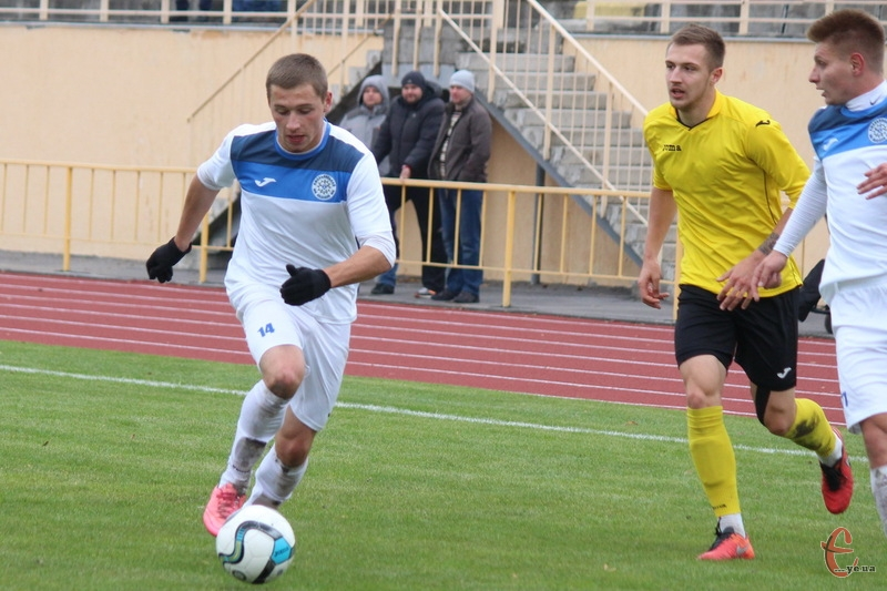Артем Макарченко міг відкривати рахунок матчу в Одесі, але влучив у стійку