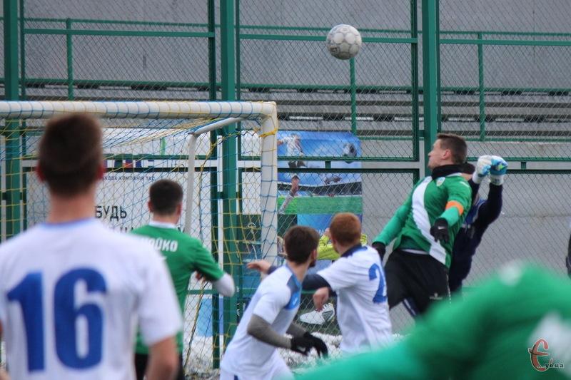У Хмельницькому триває товариський футбольний турнір