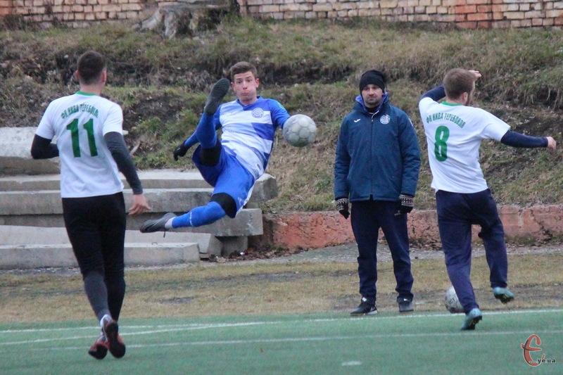 Артем Панасенков забив ефектний гол у ворота \