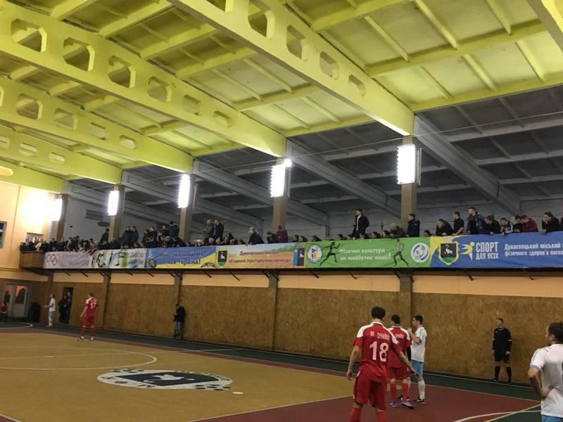Футзальна команда з Дунаєвець має непогані шанси пройти до 1/4 фіналу чемпіонату України з футзалу в другій лізі