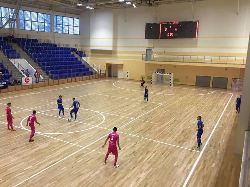 Хмельничани готується до нового чемпіонату України в Екстра-лізі, граючи на турнірі в Білорусі