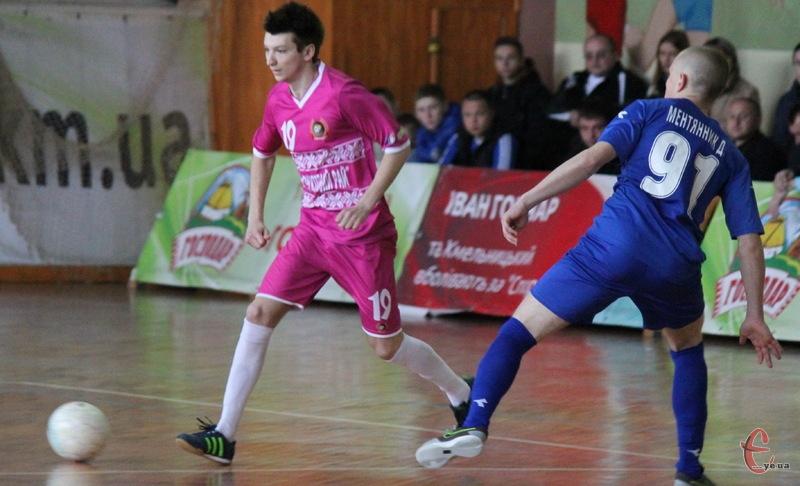 Валерій Власович другий матч поспіль забиває за Спортлідер-2