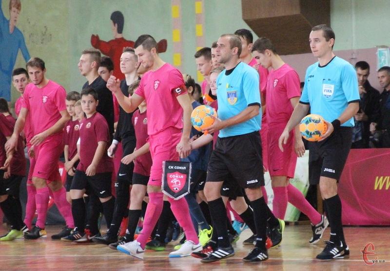 СК Сокіл свій перший матч у новому чемпіонаті проведе в Хмельницькому