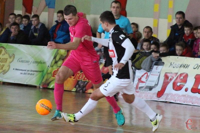 Андрій Хамдамов у Києві відзначився двома голами