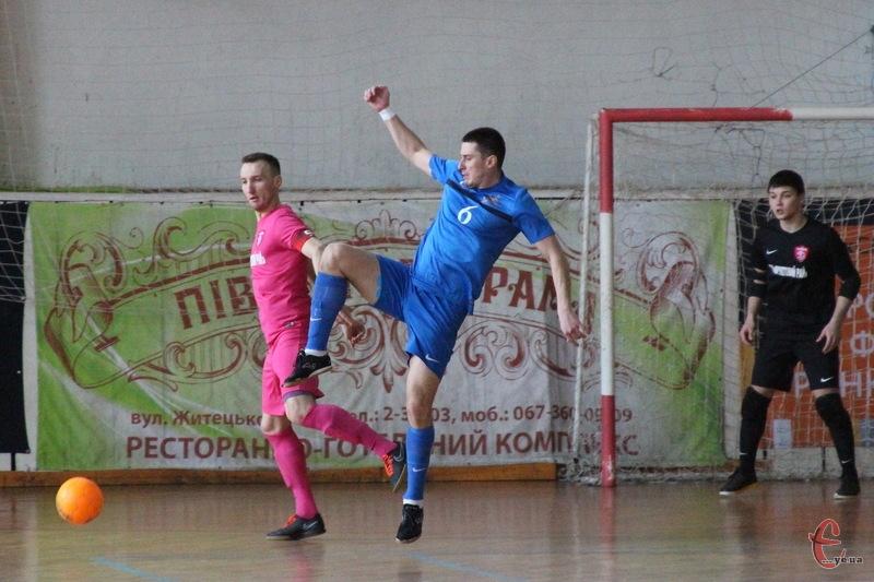 Футзальний сезон для хмельницького Сокола не завершується - попереду ще Кубок України