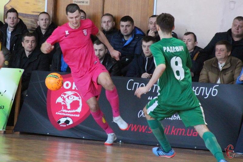 Андрій Хамдамов, після дискваліфікації, зіграв у матчі Сокола з Енергією