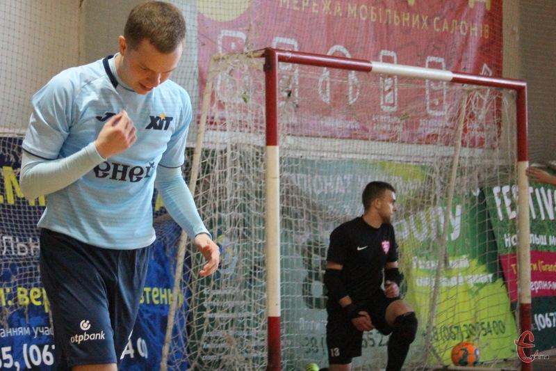 Київський Хіт виграв у Хмельницькому в Сокола з рахунком 4:1