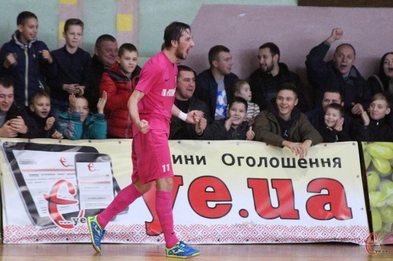 Олександр Педяш оформив буль у матчі проти Продексіма й продовжує очолювати список кращих бомбардирів Екстра-ліги