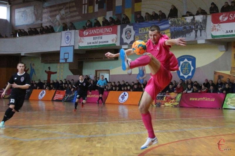 Андрій Хамдамов став автором єдиного голу