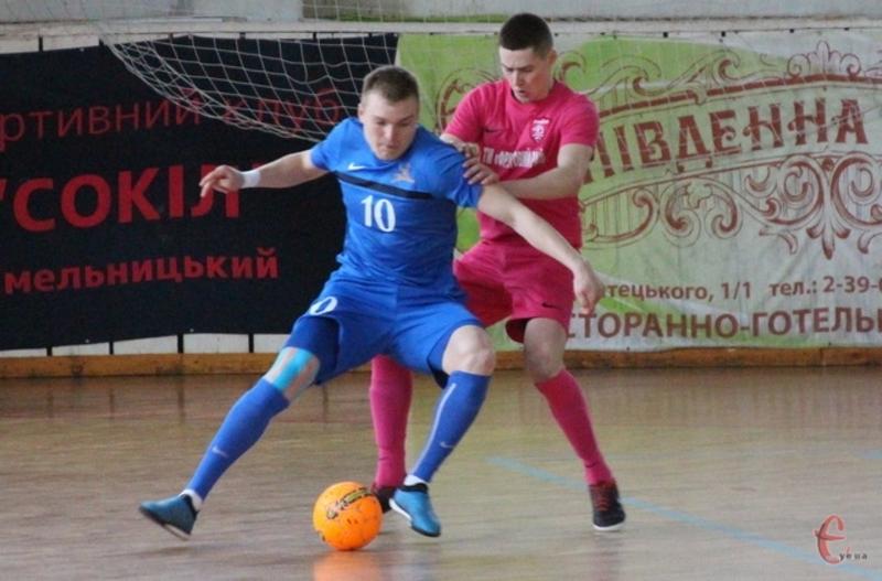 Перша частина чемпіонату України в Екстра-лізі добігає до завершення