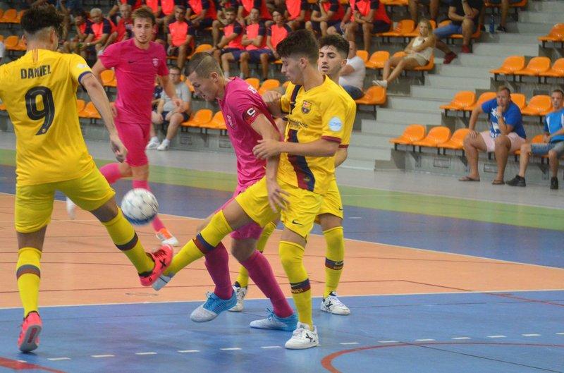 Андрій Хамдамов на турнірі в Польщі забив 5 голів