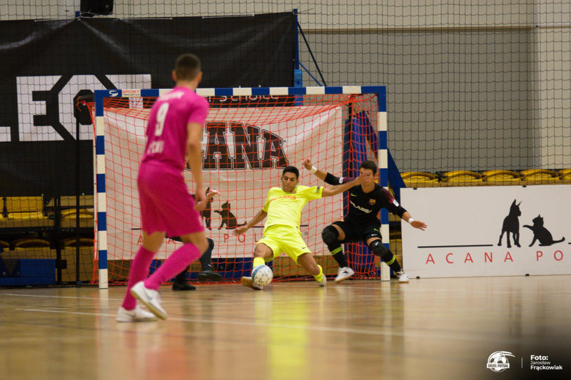 Сокіл на турнірі Futsal Master зіграє з дублерами інспанської Барселони