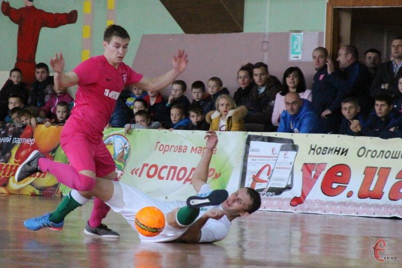 Боротьба Сокола з Енергію завершилася перемогою команди зі Львова - 3:5