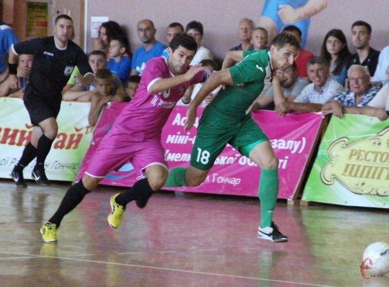 У першому матчі Кубка свободи хмельницький Спортлідер+ переміг львівську Енергію