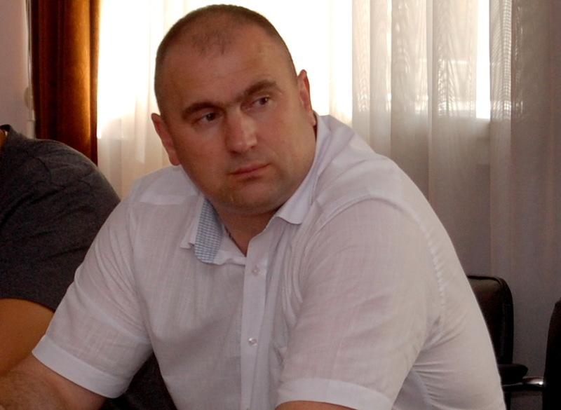 Сергій Дуда написав заяву про звільнення