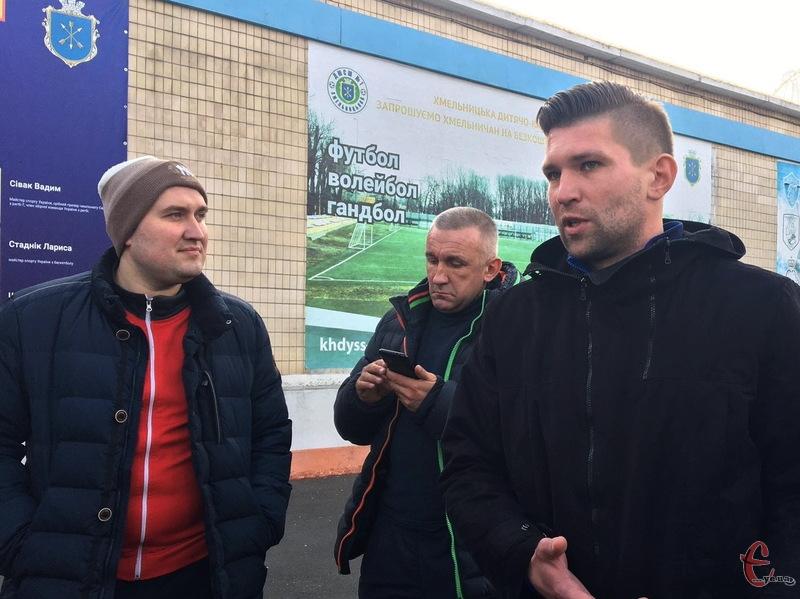 Олег Чуваєв, який підписав контракт із \