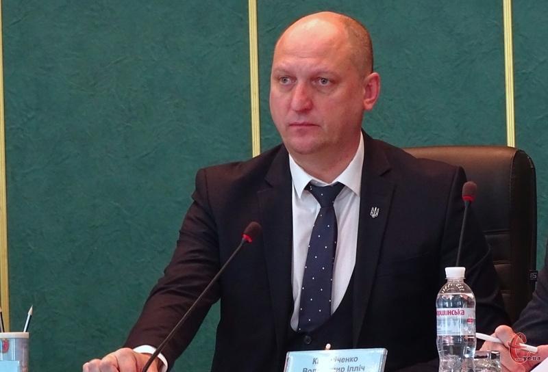 Вадим Лозовий на посаді з травня 2018 року