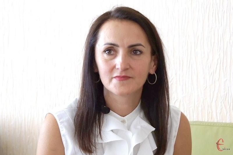 Ніла Островська, голова Красилівської міської ОТГ