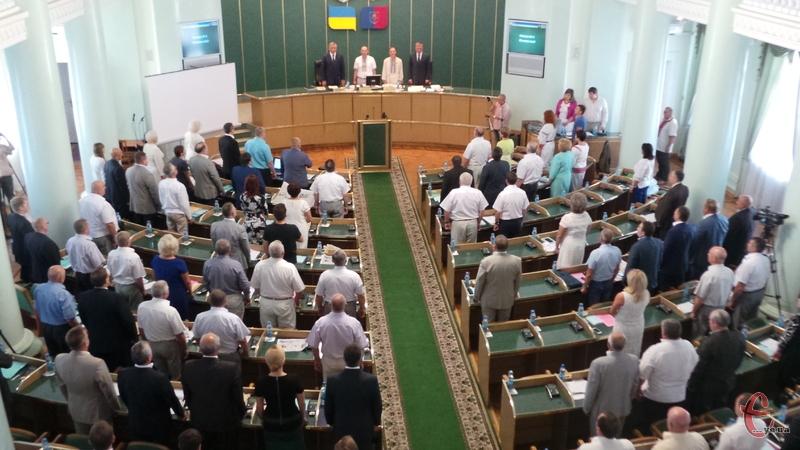 Депутати скаржаться, що їх голоси зараховують не так як вони голосують