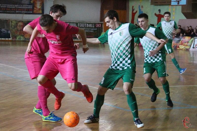 Нещодавно Сокіл та Енергія грали в Екстра-лізі й хмельничани перемогли 5:2