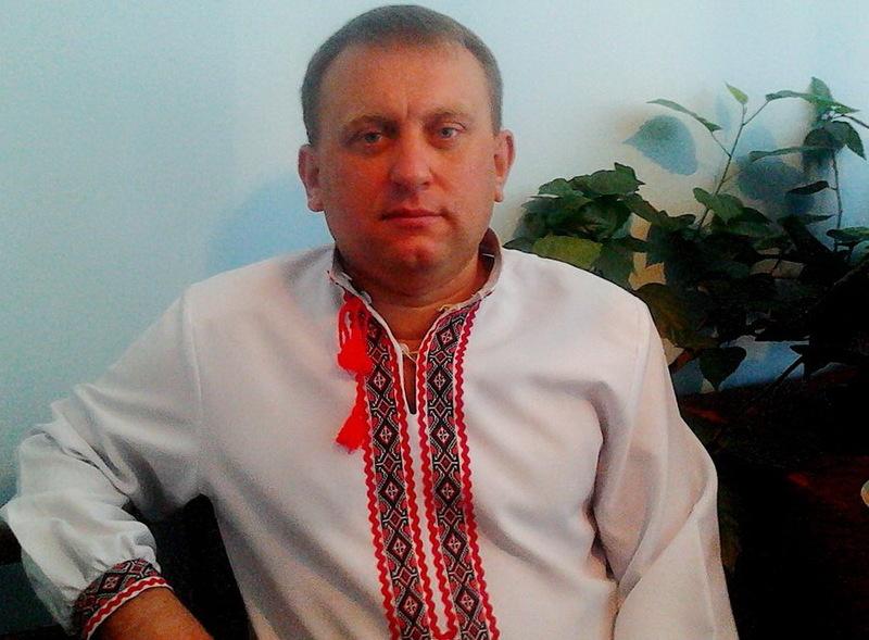 На Віталія Здебського наклали 17 тисяч гривень штрафу