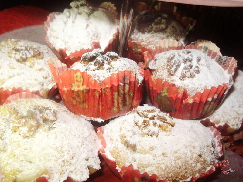 Кекси виходять дуже пухкими, пористими й не сухими. Тісто просто розкішне!