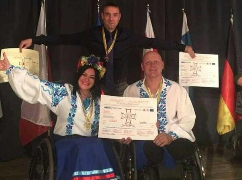 Артистам віддали найвищу нагороду на першому міжнародному творчому фестивалі для людей з інвалідністю «Іверія Бріліант»