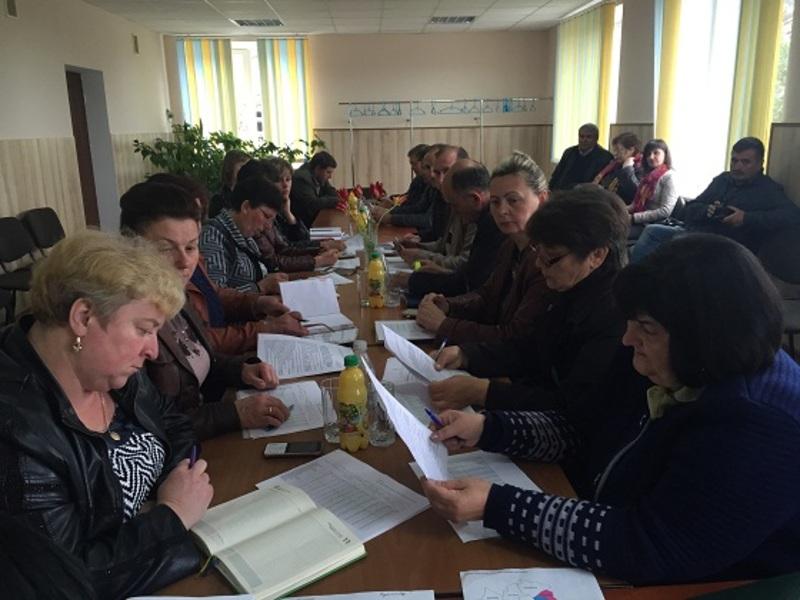 У міській раді вже відбулося перше офіційне засідання робочої групи.