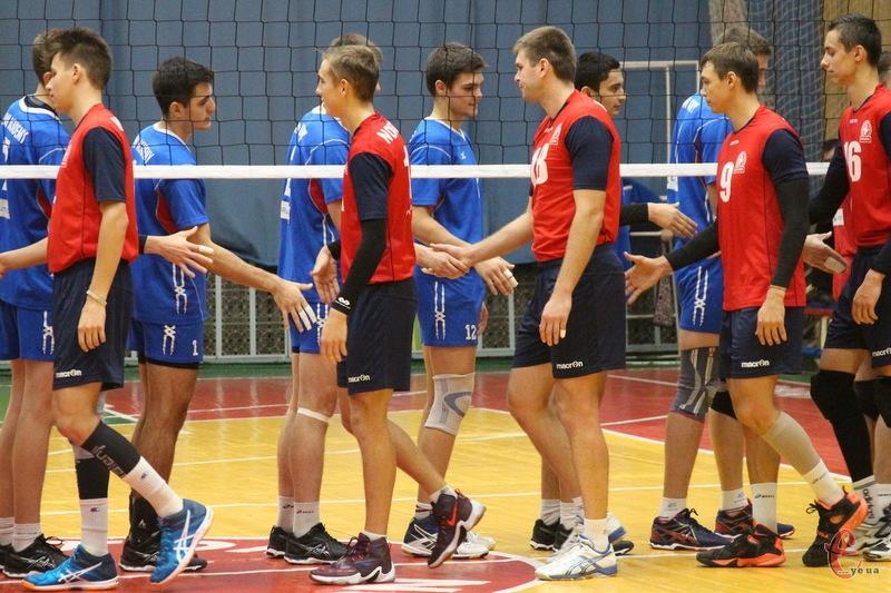 У новому розіграші Кубка України з волейболу серед чоловіків візьмуть участь чотири команди з Хмельницької області