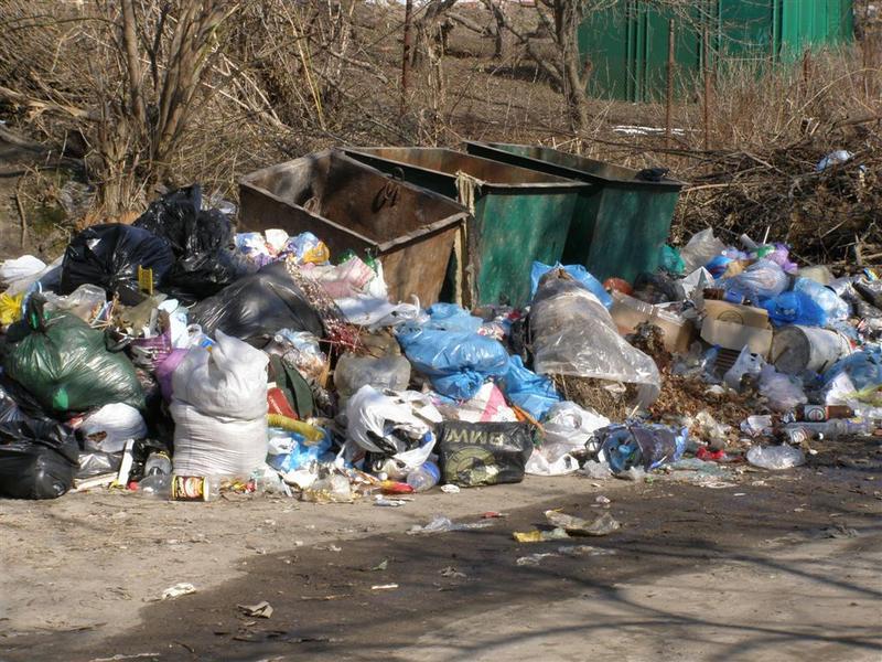 Комунальне підприємство по-різному нараховувало плату за вивезення сміття