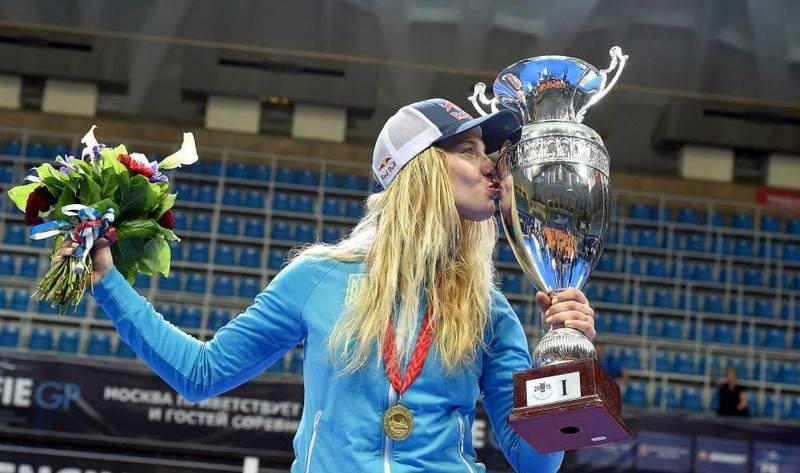 Ольга Харлан із Миколаєва перемогла в Москві. Найкраща з подолянок - Аліна Комащук. Вона 15-та