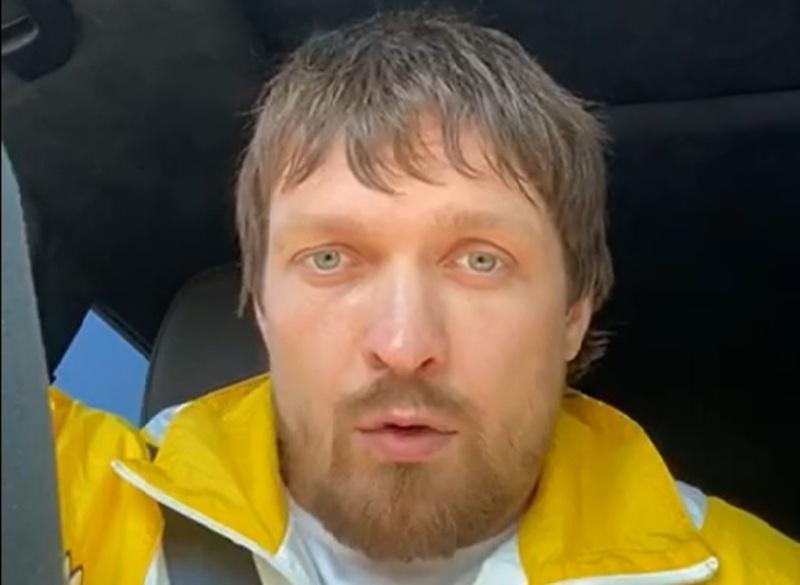 Олександр Усик не захотів зійтися в боях без правил із Богданом Грицаєм