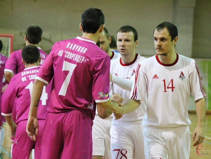 Вже 23 травня харківський Локомотив у Хмельницькому може стати чемпіоном України