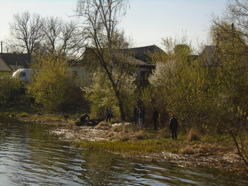 Тіло Олексія знайшли у річці Хомора