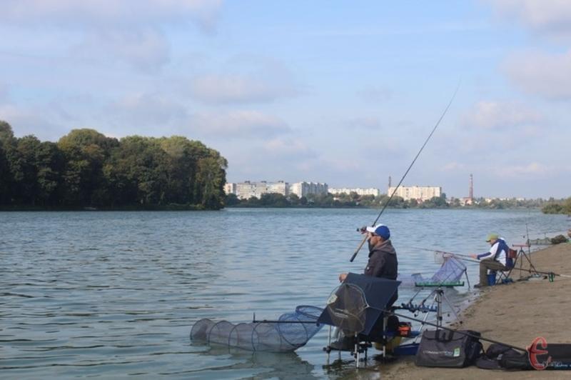 У Хмельницькому знову пройде чемпіонат серед рибалок-любителів «Проскурівська риболовна ліга»